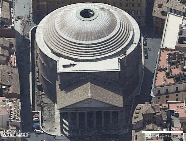 Muhteşem Yapılar — Pantheon , Roma