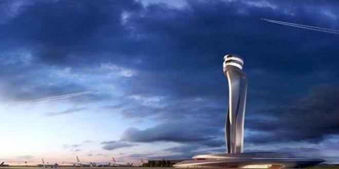 3. havalimanının kulesi belli oldu.–Haber