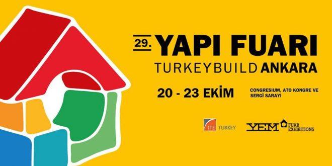 29. Yapı Fuarı – Turkeybuild Ankara